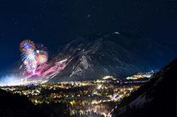 Aspen Fireworks