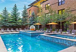 Limelight Aspen Pool