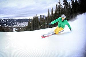 Skier Groomer