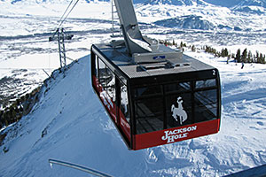 Jackson Hole Big Red
