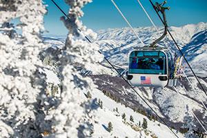 Snowbasin Gondola