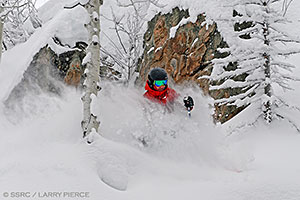 Steamboat Powder Skiing