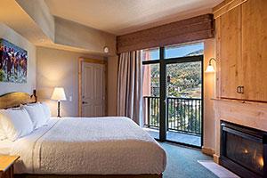 Steamboat Grand King Bedroom
