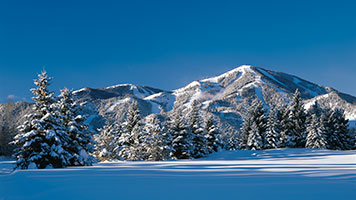 Sun Valley Baldy Winter