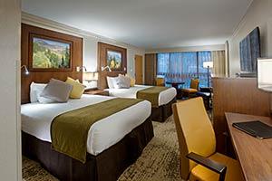 Snowbird Hotel Room