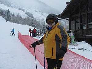 Doug Foster in Alyeska