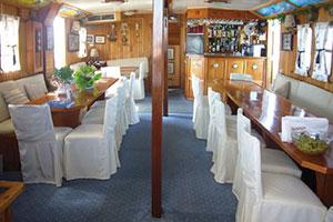 Panagiota Dining Area