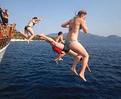 Panagiota Swimmers