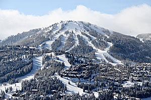 Deer Valley Resort Winter Bald Mountain