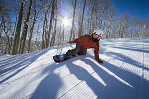 Downhill Boarder