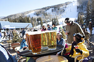 Beer Served in Vail