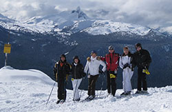 Whistler Skiers
