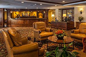 Charter lobby