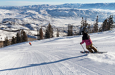 Deer Valley Groomer