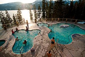 Revelstoke Hot Springs