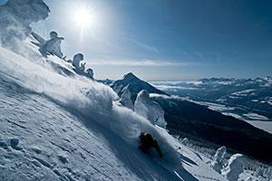 Revelstoke Recreation Winter Skiing