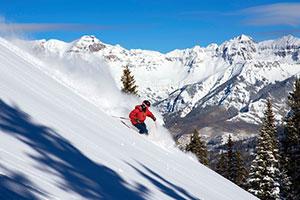 Telluride Extreme Skier