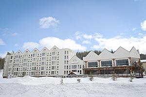 Winter Park Mountain Lodge Exterior
