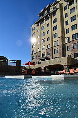 Summit Lodge Pool