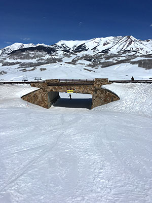 Crested Butte Bridge