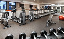 The Westin Fitness Studio