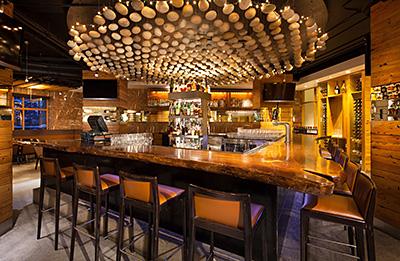 Westin Whitebark Bar