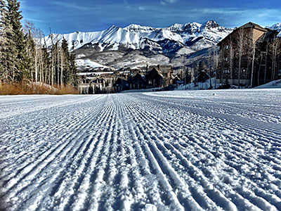 Telluride Courdoroy and Double Cabins