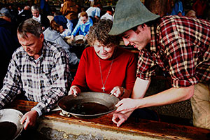 Panning for Gold to Keep