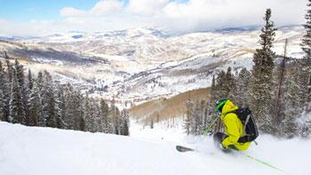 Beaver Creek Skier