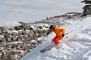 Park City Skier