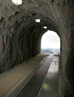 Peruvian Tunnel