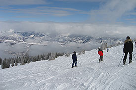 Snowmass Skiers