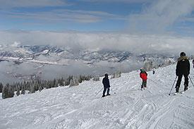 Snowmass Skiers