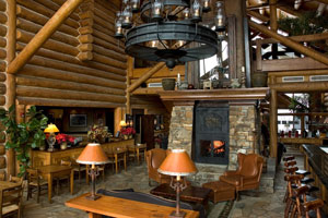 Telluride Mountain Lodge Interior