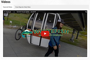 Whitefish favorite videos website link