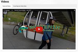 Whitefish favorite videos website link