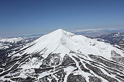 Aerial Lone Peak