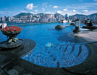 HGKLN Rooftop Swimming Pool