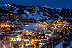 Snowmass Full Moon