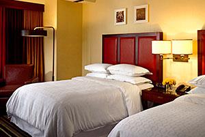Sheraton Steamboat Resort Bedroom