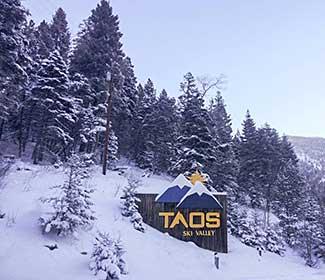 Taos Sign